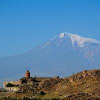 гора Арарат :: Адель