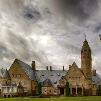 Замок Таагепера,Эстония :: Priv Arter