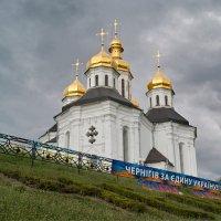 Екатерининская церковь. :: Андрий Майковский