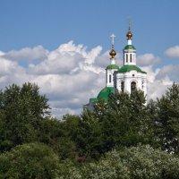 Вознесенско-Георгиевский храм :: Дмитрий Сиялов