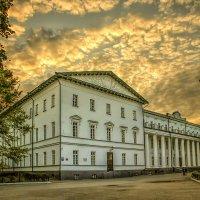 Здесь учился Гоголь... :: Александр Бойко