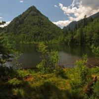 Тёплые озёра на реке Снежная... :: Александр Попов