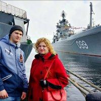 Флотская семья :: Кай-8 (Ярослав) Забелин