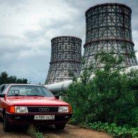 Audi 100 :: Александра Павлова