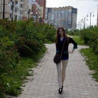 Прогулка по бульвару :: Светлана Громова