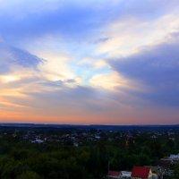 Две стихии в небе над нами :: Дмитрий ARTМастер
