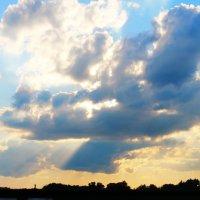 Краски неба :: Наталья Чернушкина