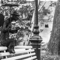 «Петербургский ангел» :: Михаил Шагал
