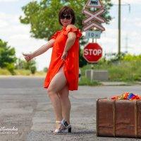 Путь домой :: Сергей Гриценко