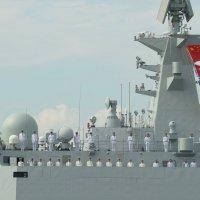 Китайские моряки.. :: tipchik