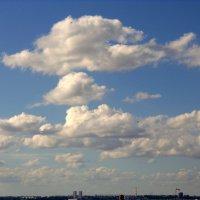 Бегущие по небу . :: Мила Бовкун