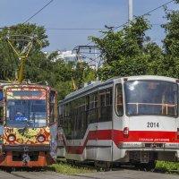 Трамваи Нижнего Новгорода :: Сергей Цветков