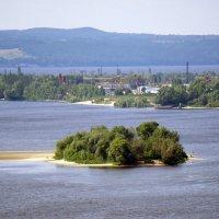 Необитаемый островок. :: Андрий Майковский