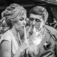 Счастье-это возможность дышать с любимым одним воздухом! :: Сергей Воробьев