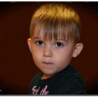 Задумчивый мальчик. :: Anatol Livtsov
