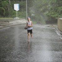 Под дождем! :: Надежда