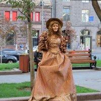 Живые скульртуры :: Наталья Джикидзе (Берёзина)