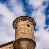 Питер. Петропавловская крепость. Сторожевая башня :: Ruslan