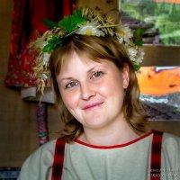 Счастливая мама Ульяны. :: Вячеслав Артемьев