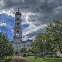 Колокольня Раифского монастыря :: Сергей Цветков