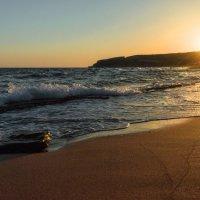 Северный Крит_восход :: Андрей ЕВСЕЕВ