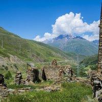 Развалины родовых башен.. :: ФотоЛюбка *