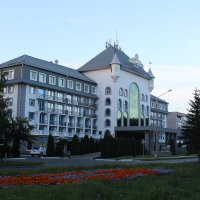 Shiny River Hotel г. Усть-Каменогорск :: Борис Белоногов