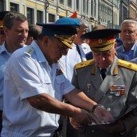 Высший командный состав   ВДВ... :: Анатолий Колосов