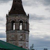 Летняя Никольская церковь в Суздале :: Мария Беспалова