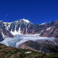 Ледник Джело. :: Александр Поборчий