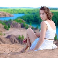 Фотосессия на Романцевских горах :: Мадина Скоморохова