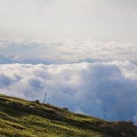 Над облаками :: Анзор Агамирзоев