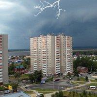 непогода... :: Олег Петрушов