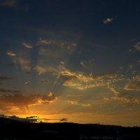 Небесное сияние :: Наталья Джикидзе (Берёзина)