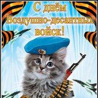 С Днём десантника! :: Нина Бутко