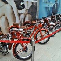History of motorcycles Jawa :: Алексей Батькович