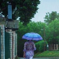 На улице дождь :: Роман Маркин