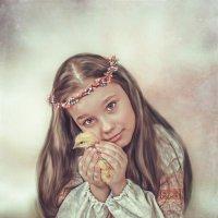 Портрет девочки. :: Наталья Борисова