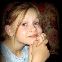 Таня. Годы молодые :: Геннадий Храмцов