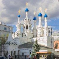 Храм Рождества Богородицы :: Светлана Соловьева