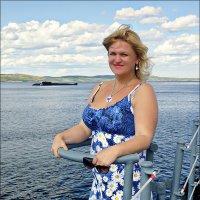 Девушка и подводная лодка :: Кай-8 (Ярослав) Забелин