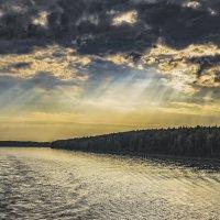 Утро на Волго-Балтийском канале :: Valeriy Piterskiy