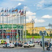 Москва, Площадь Европы :: Игорь Герман