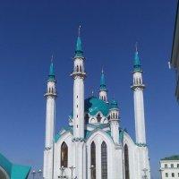 Мечеть Кул-Шариф(тат. Кол Шәриф мәчете, Qol Şärif mäçete) :: Алексей Батькович