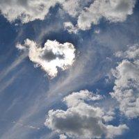 Августовские облака... :: Владимир Павлов