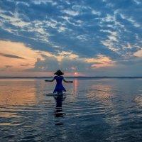 Summer sunset :: Dmitry Ozersky