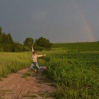 посде дождя :: Владимир Безгрешнов