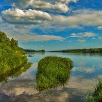 Большая вода :: Владимир Деньгуб