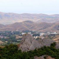 Вид на Солнечную Долину :: Ирина Фирсова