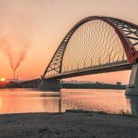 рассвет у моста :: cfysx